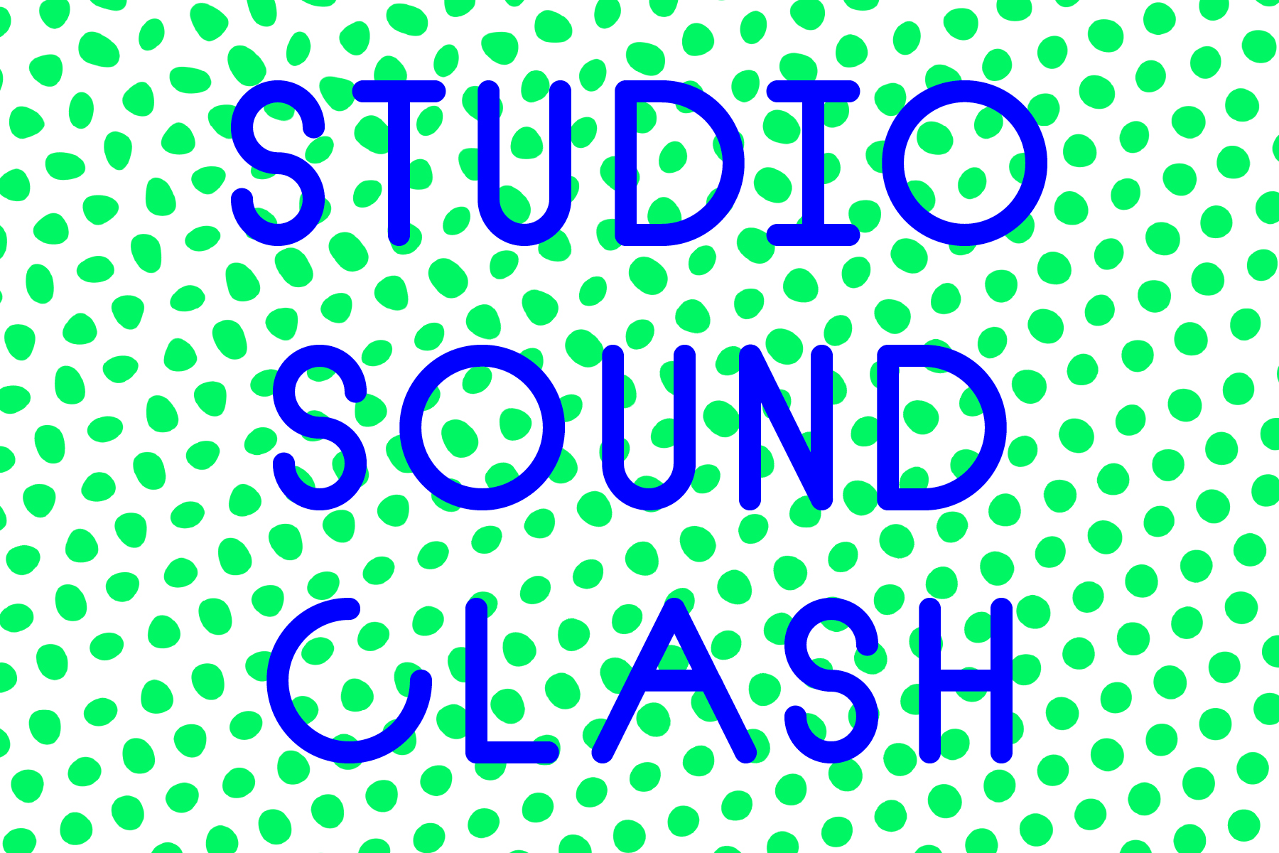 Studio Soundclash #2